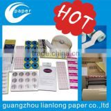 2015 new products of food/drinks/all kinds of self adhesive stickers label packing materials