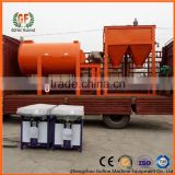 easy use gypsum mixer gypsum mixing plant