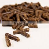 Oupusen 8 mm Indonesia bulk iron wood pellets