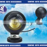 20W DC 10-30V LED Spot Beam 30 Degree Off Road Lights Waterproof Work Light for camper auto
