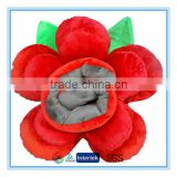 2014 Cute 3D plush emoji pillows in flower shape for sale