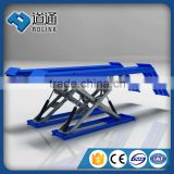 Professional safety auto scissor lift hoists
