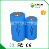 ER34615 Lithium battery,D Type 3.6V 19Ah cylindrical cell