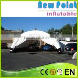 New Point hot sale inflatable carport, inflatable car garage tent, inflatable car tent