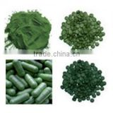 price of 100% natural in bulk tablet and powder organic spirulina