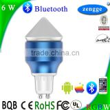 Christmas Tree 6w RGBW Bluetooth Led E27 New Bulb Smart Home Control System iPhone Android Smart App