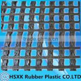 reinforcment pet geogrid roadbed high tensile strength polyester geogrid for soil reinforcement 30-30KN/M