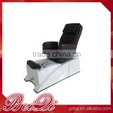 Beiqi Wholesale Fashion Nail Salon Equipment Supplier Foot Care Massage Chair, Pedicure Chair with Basin for Sale