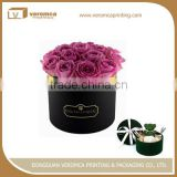New design decorative cardboard storage boxes