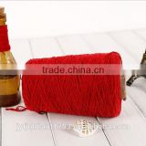 Dyed 100%Acrylic chenille yarn for knitting/weaving sweater factory