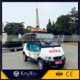China No. 1 battery operated golf cart prowl car