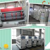 Dong guang machinery used corrugated carton box making machine printing slotting machine with high quality