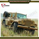 EN 1063 B6 army armored vehicle / military armored vehicle