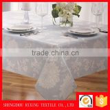 Elegant Custom Printed Tablecloths,100% polyester Tablecloths