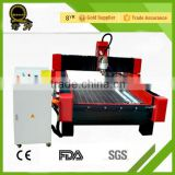cheap cutter stone machine QL-1325 cnc water jet cutting machine stone cutting table saw machine/black granite