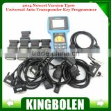 2015 Newest V15.8 T-Code T-300 T300 Key Programmer For Multi-cars T 300 Auto Transponder Key By Read ECU-IMMO Spanish&English