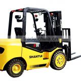 Material handling equipment 3Ton Diesel forklift with ISUZU C240 engine CPCD30 Forklift