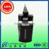Aluminum alloy conductor XLPE insulated Flame-retartant power cable TC90/Copper Wire/Electrical Wiring