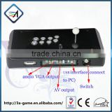 2016 hot sale finished arcade game controller Pandora Box 4 accessories for single controller