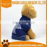 M99 cute acrylic knitted dog clothes winter