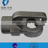 hydraulic cylinder head Marine parts Machined casting hydraulic cylinder head