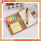 Promotional Custom Round and Square Offset Printing Sticky Note Pad                                                                         Quality Choice