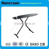 Hot sale cotton cover ironing table iron board