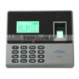 Aibao fingerprint time recorder with TCP/IP