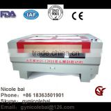 Two laser tube gy-1390sFactory direct Hot Sale Fabric/ Acrylic/Wood/Granite CO2 laser cutting engraving