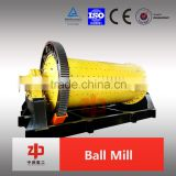 China best selling Small Industrial Ball Mill Suppliers Wet Grate Grinding Mill with ISO CE Approval