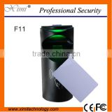 Standalone fingerprint door access control reader with fingerprint time attendance with 1500 templates of fingerprint capacity