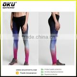 OEM Customized design Low minimum sublimation printing harem pants indian yoga gypsy