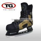 high quality ice skating, hockey equipment hockey sktes shoes for men China factory