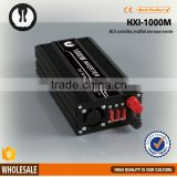 square wave 1000w battery electric power home use el wire inverter 220v with MCU technology