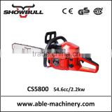 POWERTEC chain saw 5800 wooden cutting machine Gasoline cylinder/oil pump