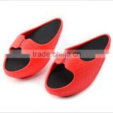 INQUIRY ABOUT Women's Stovepipe Slimming Leg Beauty Foot EVA Body Shaper Shoes Slippers Sandal
