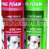 2015 New Fashion design shaving Foam for Man
