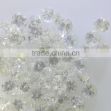 1.2-1.5mm 1ct Lot SI Clarity F Color Natural Loose Brilliant Cut Diamond Non-treated