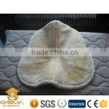 Horse Saddle Pad High-end Sheepskin Wool Durable Horse Equipment