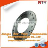 pinion forging grinding cogs wheel