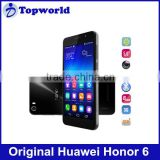 NEW!! 5.0 inch Android OS 4G LTE RAM 3GB+ROM 16/32GB Octa Core battery 3100mAh Huawei honor 6 phone