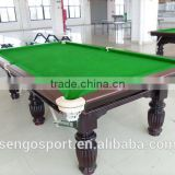 Cheap coin operated pool tables carom billiard table for sale