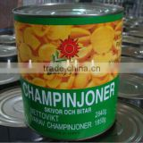 2015 Best flavor Champignon canned from China