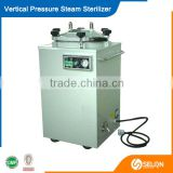 SELON STEAM STERILIZER, VERTICAL HIGH PRESSURE STEAM STERILIZER AUTOCLAVE, VERTICAL STEAM STERILIZER