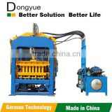 QT4-15C automatic naturally cured building block making machine