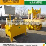 High quality interlocking brick making machines from factory