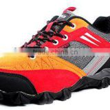 2014 new style cheap waterproof hiking shoes men