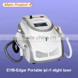515-1200nm Germany Lamp Fast Laser Hair Removal Beauty Equipment Elight Ipl Rf E11b Breast Lifting Up
