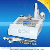 YL-1007 6in1 with Big LCD Display salon CE-Approved beauty microdermabrasion