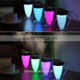 New Mini USB Moonlight Cup Humidifier Air Diffuser Aroma 2W 110ml Mist Maker with LED Night-light For Home Office